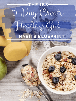 get rid of bloating with IBS